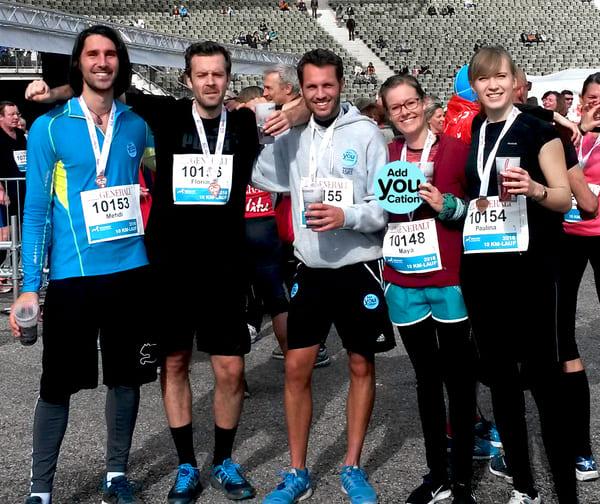 AddYouCation München Marathon