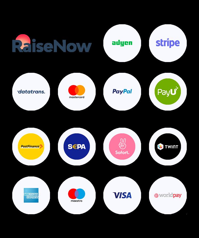 RaiseNow Payment