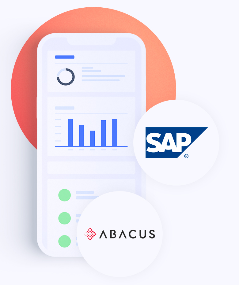 accounting integration-mobile-sap-abacus