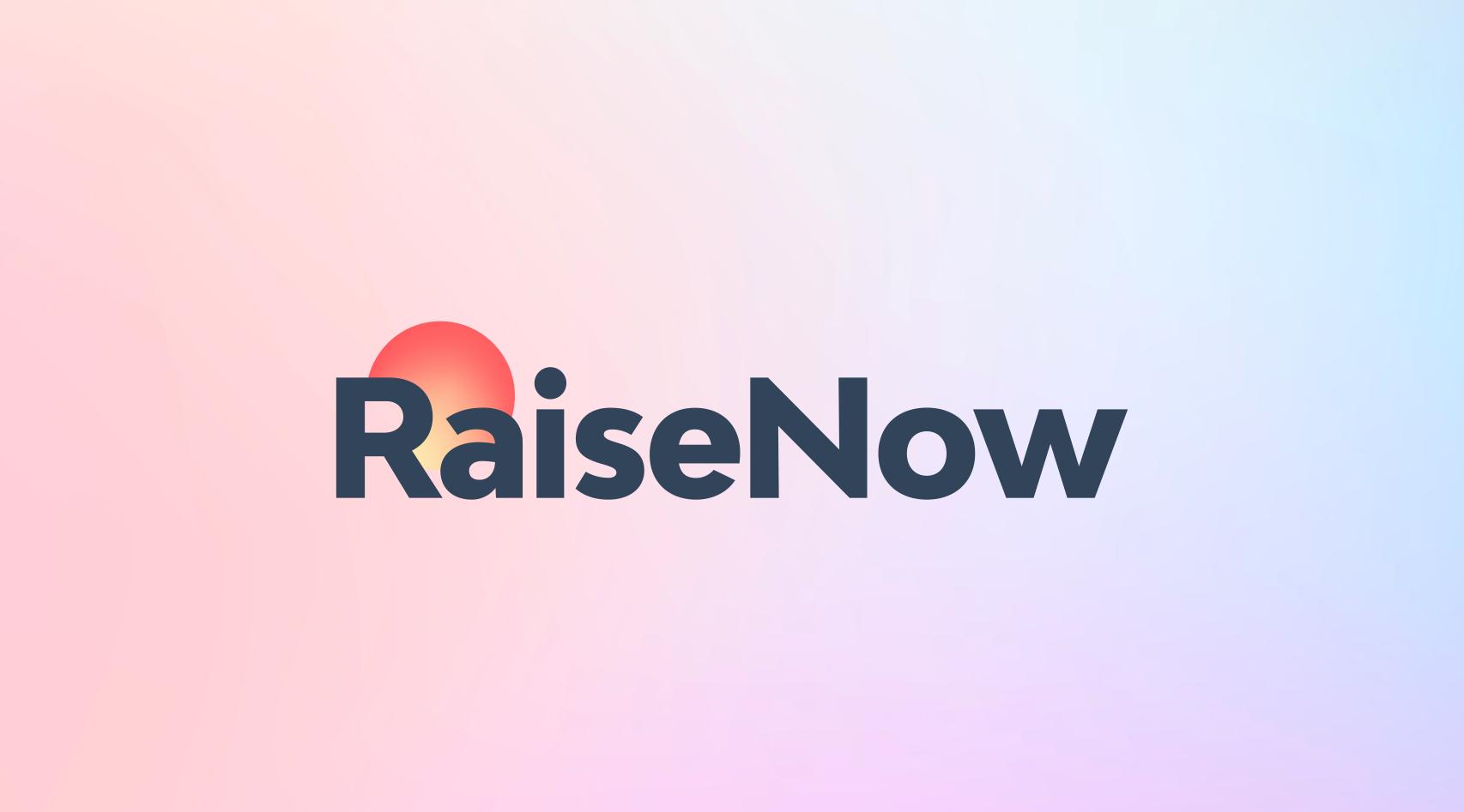 RaiseNows neue Logo