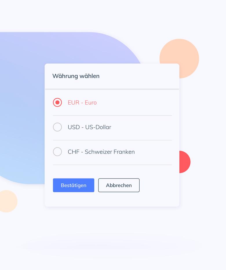 Bis zu 130 Währungen mit RaiseNow Payment